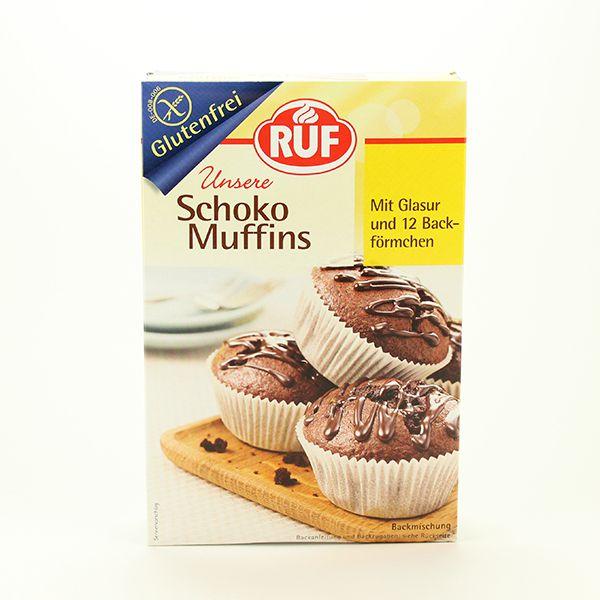 Ruf glutenfrei Schoko Muffins