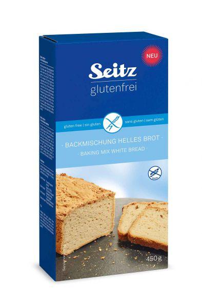Seitz glutenfrei Backmischung Helles Brot