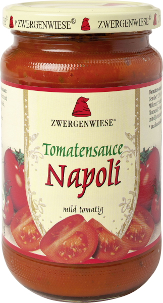 Zwergenwiese Tomatensauce Napoli