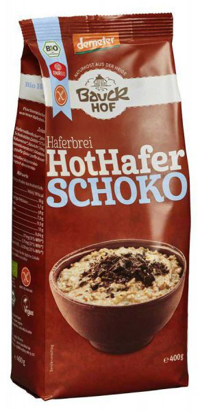 Bauckhof Hot Hafer Schoko