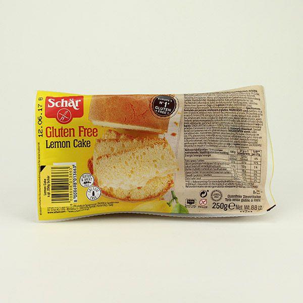 Schär Zitronenkuchen