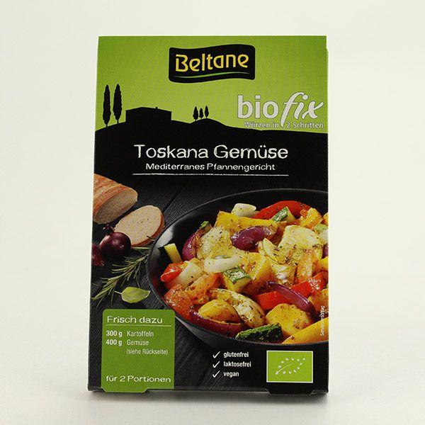 Beltane Toskana Gemüse